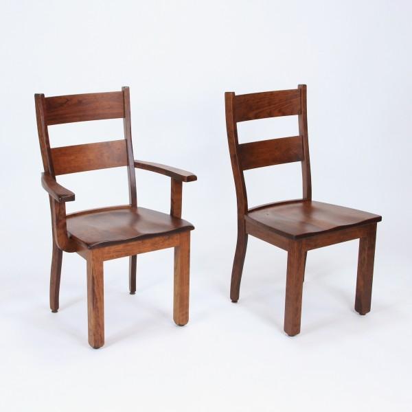 Iron Sawyer Chair