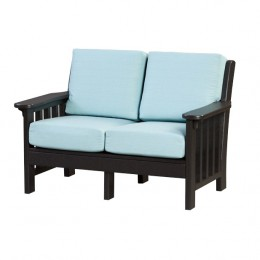 Mission Poly Loveseat