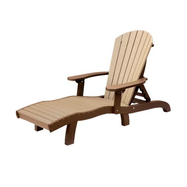 Adirondack Poly Lounge Arm Chair