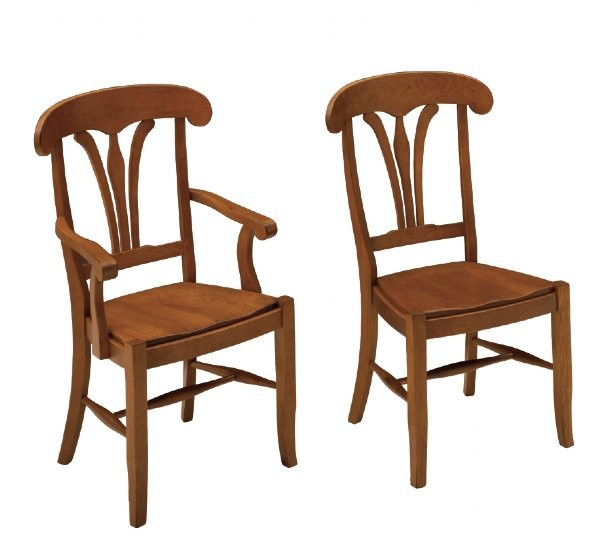 Sonoma Chair Solid Hardwood Furniture Locally Handcrafted Dining Chairs