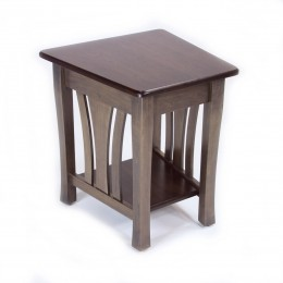 Metro Large Wedge Table