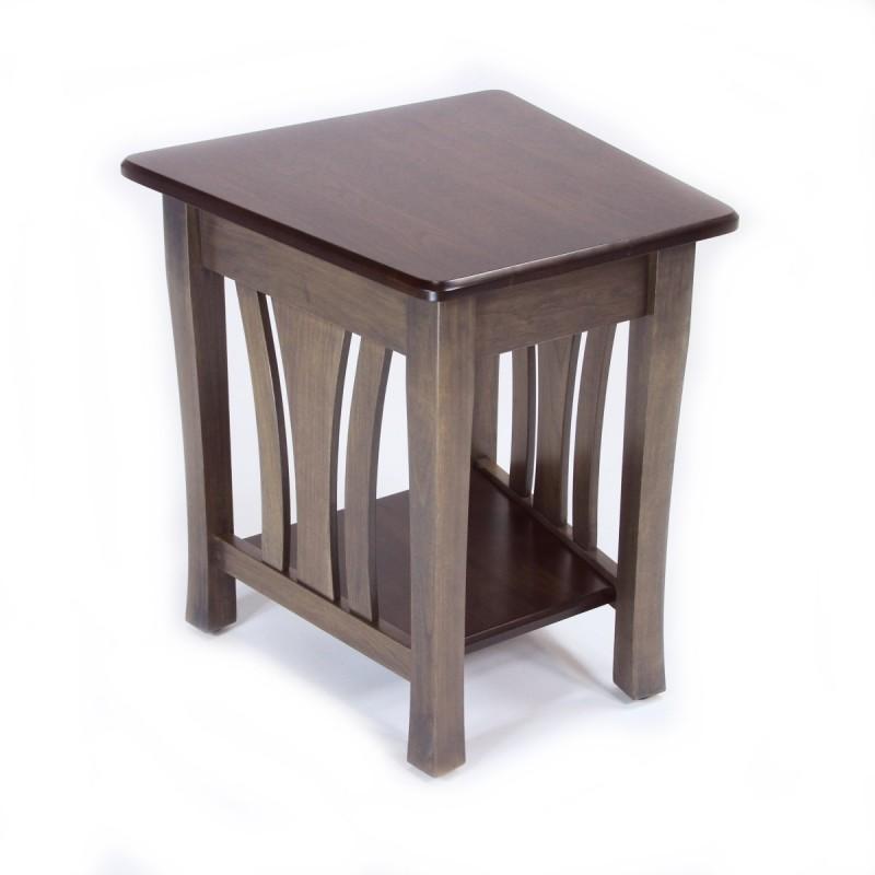 Metro Large Wedge Table