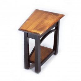 Madison Bow Small Wedge Table