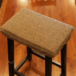 "Contemporary 17"" x 11"" Stool Cushion"