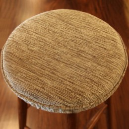 "Contemporary 15"" Round Stool Cushion"