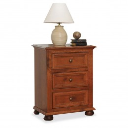 Canyon 3 Drawer Nightstand
