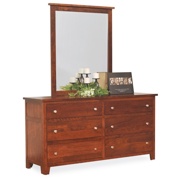 Brooklyn Dresser & Mirror