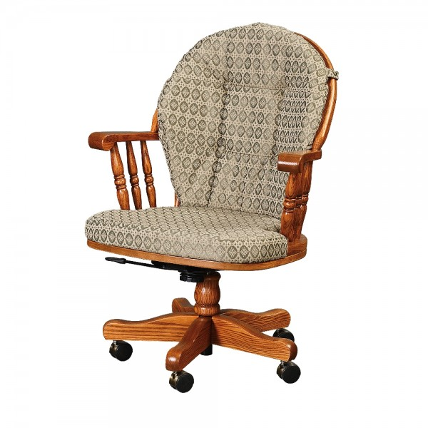 Heritage Adjustable Desk Chair