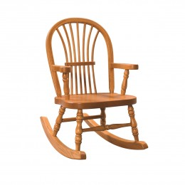 Child's Wheatback Rocker