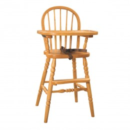 Bowback High Chair