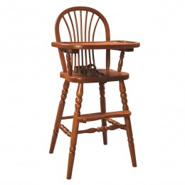 Wheatback High Chair