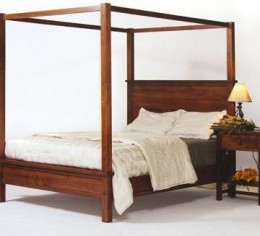 Generations Canopy Bed