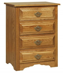 4 Drawer Night Stand