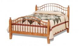 Shaker Windsor Bed