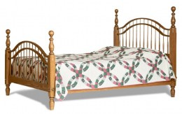 Colonial Windsor Bed