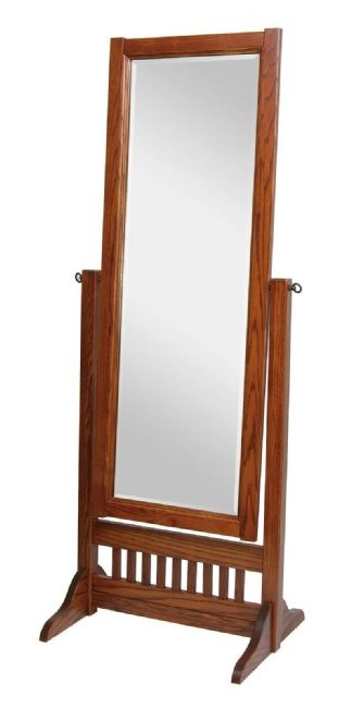 Deluxe Mission Cheval Mirror