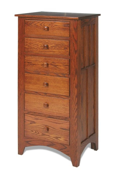 Deluxe Mission Lingerie Chest