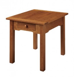 Americana Small End Table