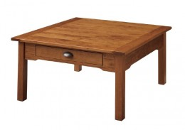 Americana Square Coffee Table