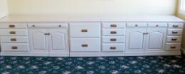 Custom Designed Sewing Cabinet