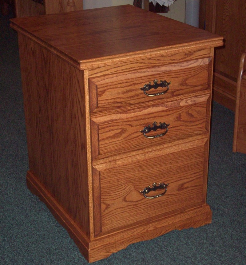 custom oak printer cabinet custommade custom office