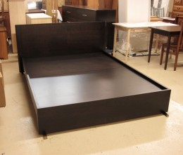 Custom Modern Platform Bed