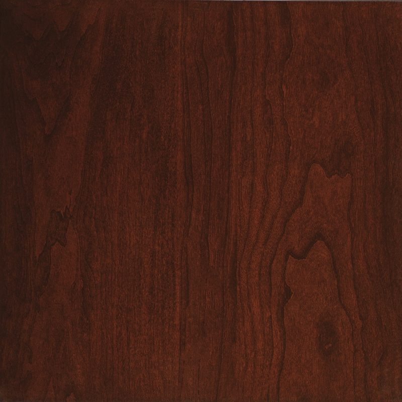 OCS 227 Rich Cherry Stain on Cherry