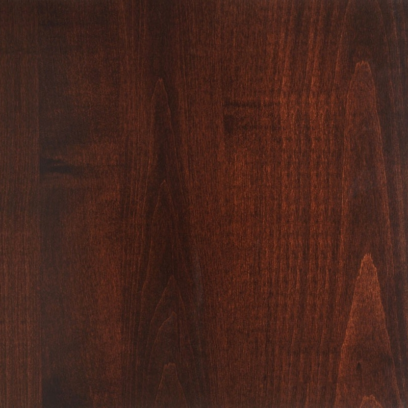 OCS 227 Rich Cherry Stain on Maple