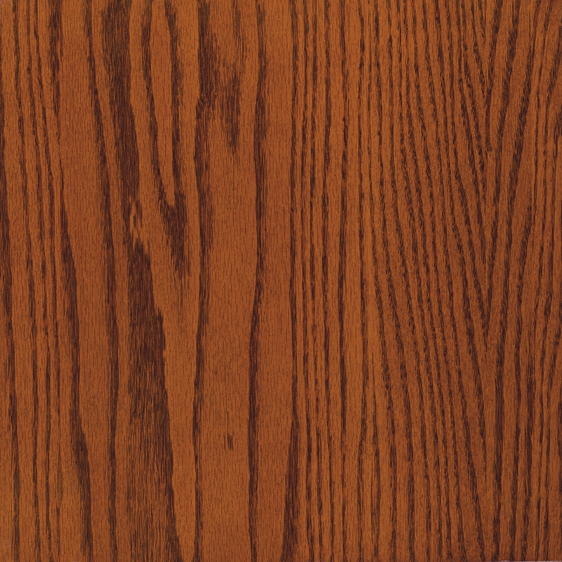 OCS 113 Michael's Cherry Stain on Oak