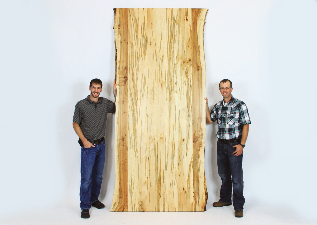 Live Edge Slabs in Any Size